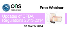 SFDA Registration Cosmetics China