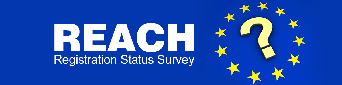 EU,REACH,Registation,Status,Survey