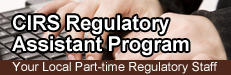 CIRS Regulatory Assistant Program